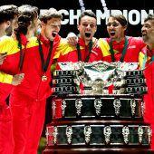 Nadal führt Spanien zum Davis-Cup-Sieg