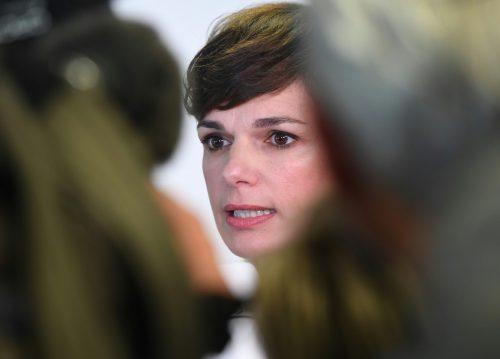 SPÖ-Chefin Pamela Rendi-Wagner denkt nicht daran, zurückzutreten. APA