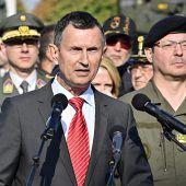 Verteidigungsminister kritisiert Totengräber des Bundesheers