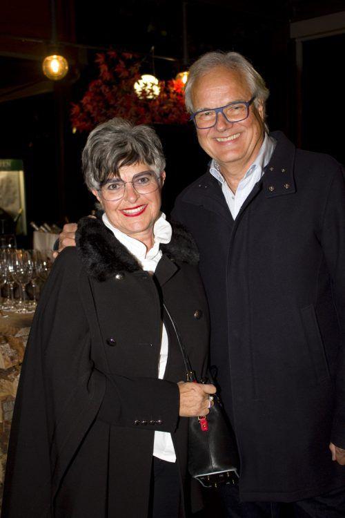 Susanne und Peter Scharax kennen sich aus in Sachen Italien.