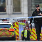 Messerattentate in London und Den Haag