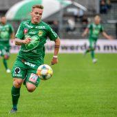 """<p class=""""caption"""">Thomas """"Magic"""" Mayer erzielte ein Zaubertor für die Austria. Gepa</p>"""