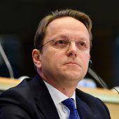 Ungarns Kandidat muss zappeln