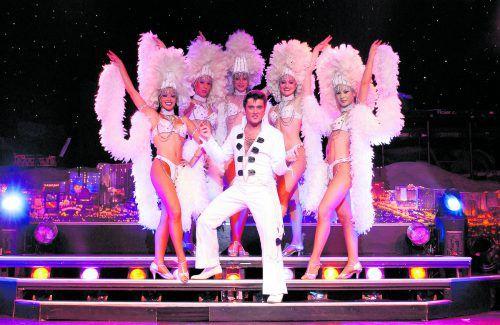 """VN-Abonnenten besuchen """"Elvis – Das Musical"""" am Donnerstag, 19. März 2020, 20 Uhr, im Festspielhaus Bregenz zum Vorteilspreis.Jürgen rocholl/Face"""