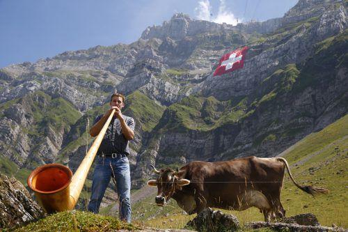 Vorarlberg als Teil der Eidgenossenschaft? Die Regierung in St. Gallen erteilt der Idee eine Absage. reuters