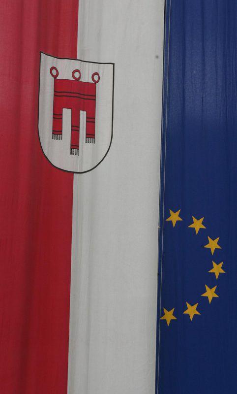 Vorarlberg baut weiterhin auf den Ausschuss der Regionen. VN/Hartinger