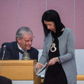 Der Landtagspräsident wird gewählt, aber er wird nicht gewählt