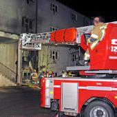 Container vermutlich in Brand gesteckt