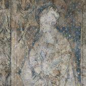 Mögliche Wandarbeit von Dürer im Stephansdom
