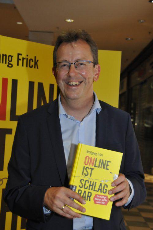 Wolfgang Frick fordert emotionale Erlebnisse für die Kunden. Fa
