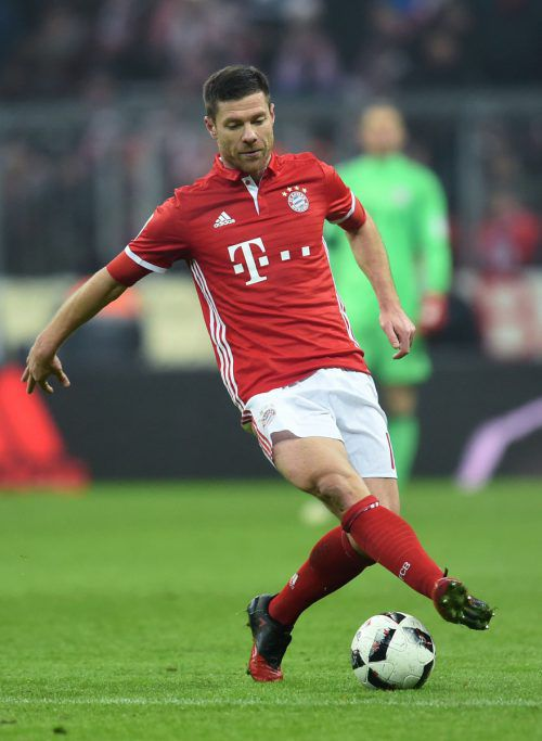Xabi Alonso spielte u. a. bei Liverpool, Real Madrid und Bayern München.GEPA
