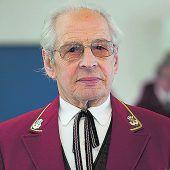 36 Jahre lang Kapellmeister