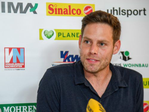 18 Monate lang war Christian Werner Sportchef bei der Austria, Ende Dezember geht man getrennte Wege.vn-stiplovsek