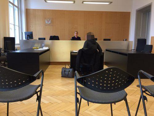 28-jährige Frau musste sich vor Gericht verantworten. VN/GS