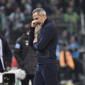 Frankfurt verliert auf Schalke 0:1