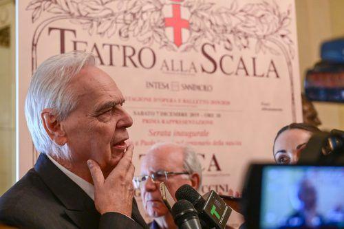 Alexander Pereira wechselt am 15. Dezember nach Florenz. afp