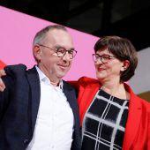 SPD ringt um GroKo-Kurs