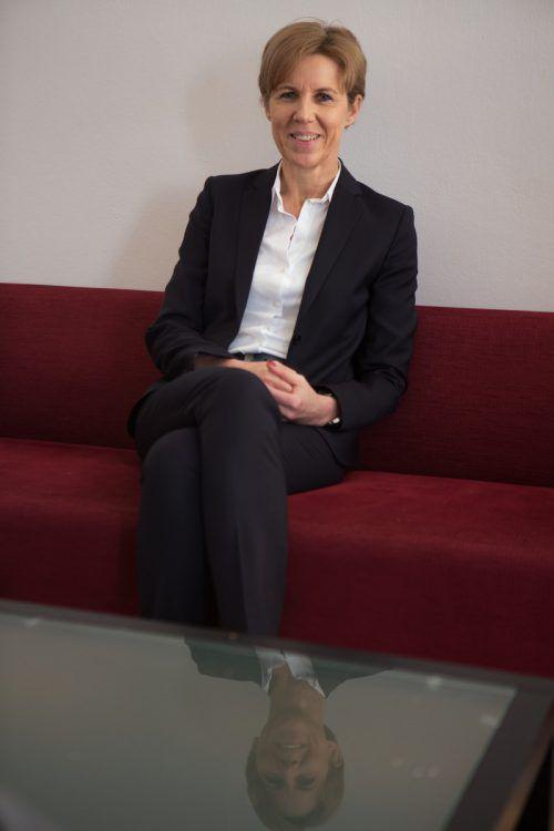 Ângelika Prechtl-Marte gilt als Nachfolgerin von Landesgerichtspräsident Heinz Bildstein. VN