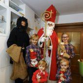 Willkommen lieber Nikolaus