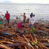Mindestens vier Tote durch Taifun Kammuri auf den Philippinen