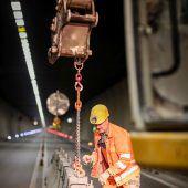 Projekt Tunnelsicherheit abgeschlossen