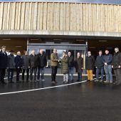 Abfallsammelzentrum Vorderland ist fertiggebaut