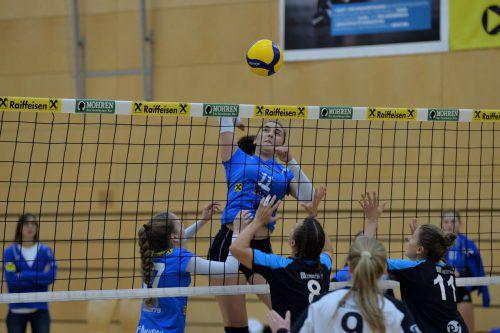 Ariola Qehaja holte in Linz 15 Punkte und hält bei 147 Saisonpunkten.verein