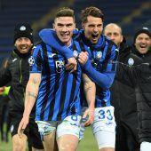 Bergamo sorgt für die Sensation