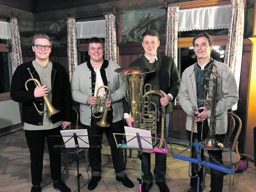 """Auch die Gruppe """"Zimtstern"""" spielt bei der musikalischen Reise auf.ORF"""