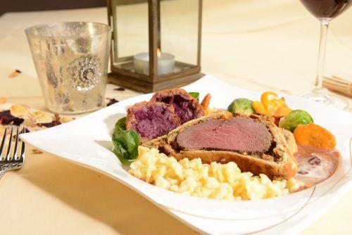Auch im Advent werden bei der Genusstour kulinarische Schmankerln geboten. ESS