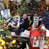 Gnadenhof für Weihnachtsdeko