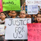 Frau in Indien vergewaltigt und getötet
