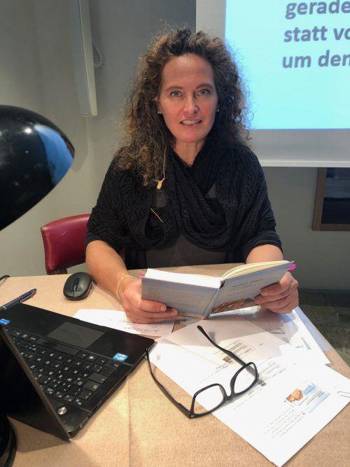 Autorin Sabine Grohs begann schon in ihrer Jugend Bücher zu schreiben. CM