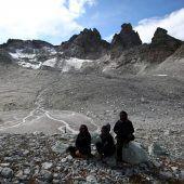 Schmelzende Gletscher als Koalitionsfrage