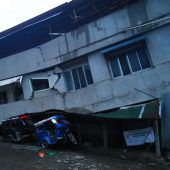 Erdbebenserie erschütterte philippinische Insel Mindanao