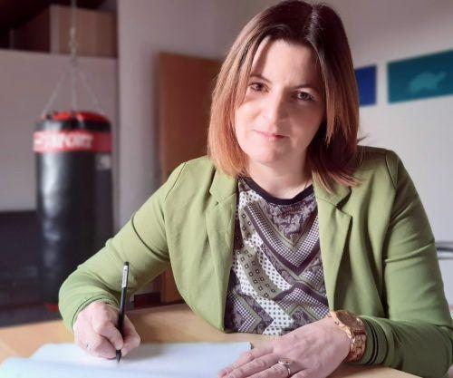Bereits 1996 arbeitete Daniela Hagspiel schon als Kleinkindbetreuerin. Seit letztem Jahr leitet sie eine Gruppe im Kindergarten Alberschwende.Hagspiel