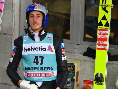 Bild aus gemeinsamen Tagen beim ÖSV: Gregor Schlierenzauer (r.) und Werner Schuster während der Vierschanzentournee 2011/12.apa