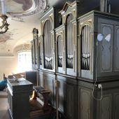 Orgeln wie kostbare Leuchttürme