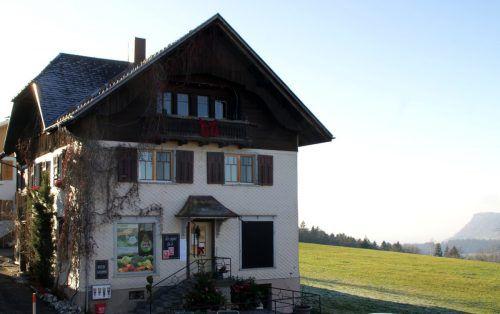 Bucher Dorflädele: Nahversorgung und Infrastruktur stehen beim Stammtisch im Fokus. mst