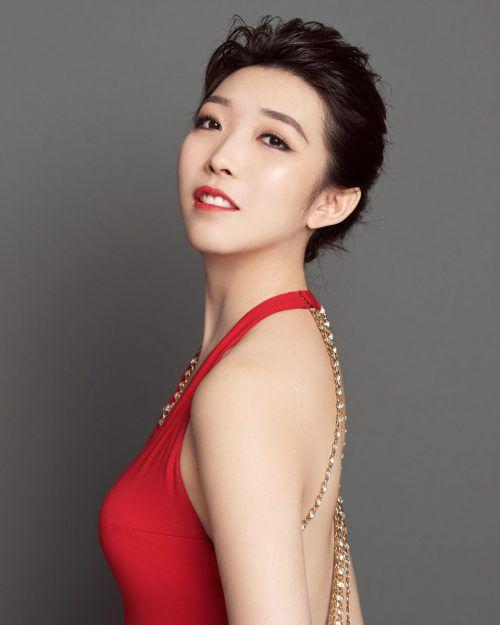 Claire Huangci präsentiert ein ungewöhnlich breites Repertoire. HITOMI IMAGE