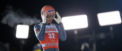 Daniel Huber hat sein Visier für den Weltcup in Nischnij Tagil mit dem dritten Platz in der Quali schon mal gut eingestellt.Gepa
