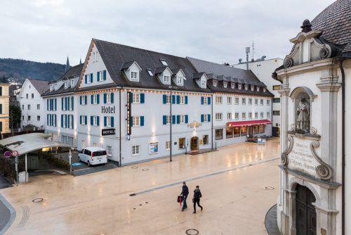 Das 4-Sterne-Hotel Messmer wird Anfang 2020 für zwei Monate geschlossen, um das Erdgeschoß komplett zu modernisieren. Investiert werden 1,5 Millionen Euro. Messmer