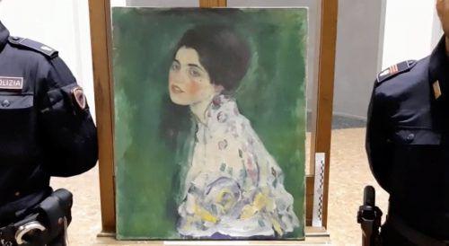 """Das """"Bildnis einer Frau"""" aus der Zeit 1916–1918 gilt als eines der meist gesuchten Gemälde der Welt. Reuters"""