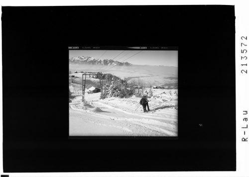 Das Furxer Skigebiet ist heute kleiner als in seiner Blütezeit.