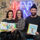 Bregenzerwälder Kinderbuch startet inklusiv und mit dem Fahrrad durch