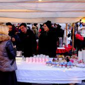 SOS-Kinderdorf auf Weihnachtsmarkt