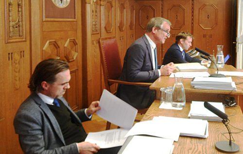 Der Bregenzer Finanzdirektor MMag. Manuel Felizeter gestaltete den Voranschlag nach den neuen Richtlinien. fst