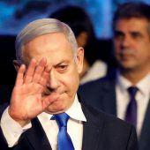 Netanjahu siegt bei Likud-Wahl und kündigt Annektierungen an