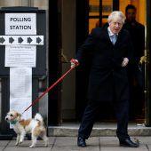 Hoher Andrang bei Richtungswahl im Vereinigten Königreich