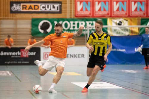 Der SV Gaißau hatte seinen Joker gut gewählt, behielt man im Duell gegen Hatlerdorf 1b doch mit 2:0 die Oberhand.sams